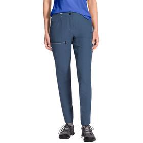 VAUDE Tekoa Pants Women fjord blue